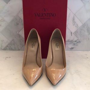 AUTHENTIC Valentino Nude Heels